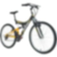 Bicicleta Kanguru Aro 26 Preta - 789.764