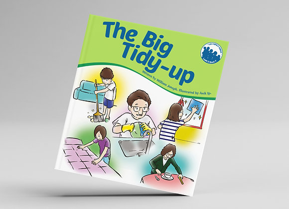 Level 2, Book 7: The Big Tidy-up