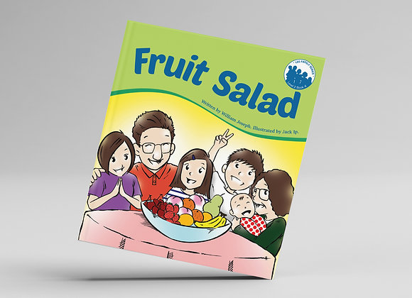 Level 2, Book 4: Fruit Salad