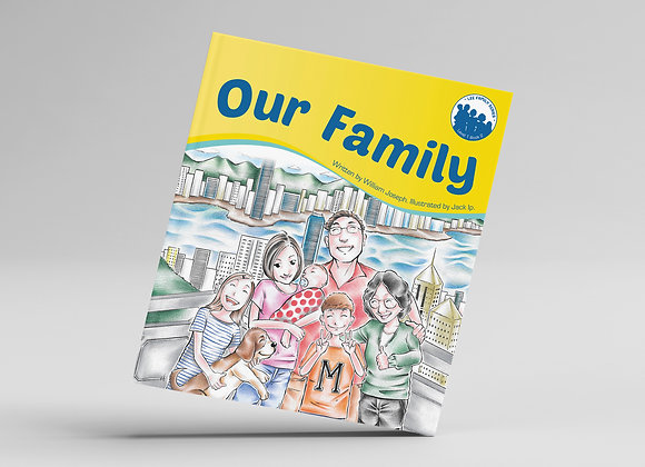 Level 1, Book 2: Our Family