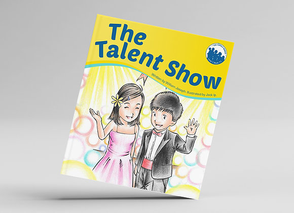 Level 1, Book 11: The Talent Show