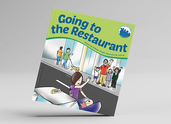 Level 2, Book 5: Going to the Restaurant