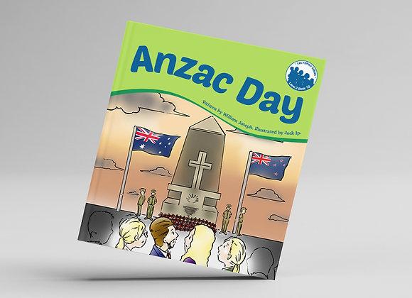 Level 2, Book 12: Anzac Day