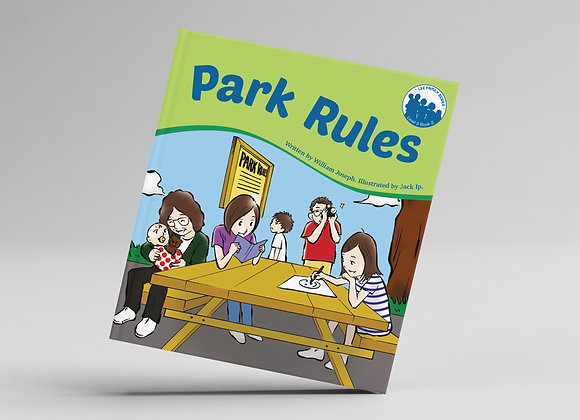 Level 2, Book 2: Park Rules