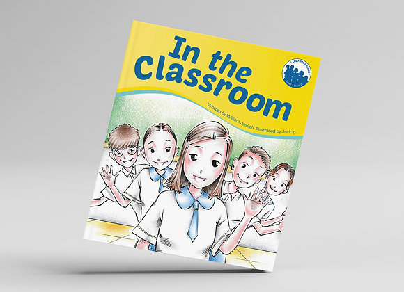 Level 1, Book 3: In the Classroom