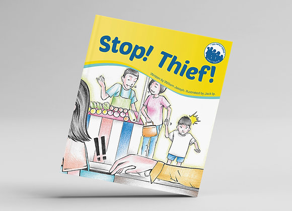 Level 1, Book 8: Stop! Thief!
