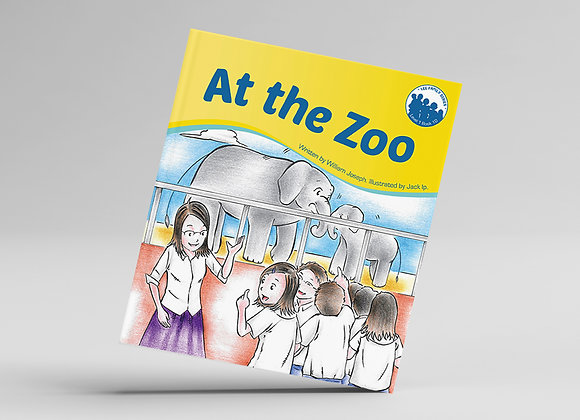 Level 1, Book 10: At the Zoo