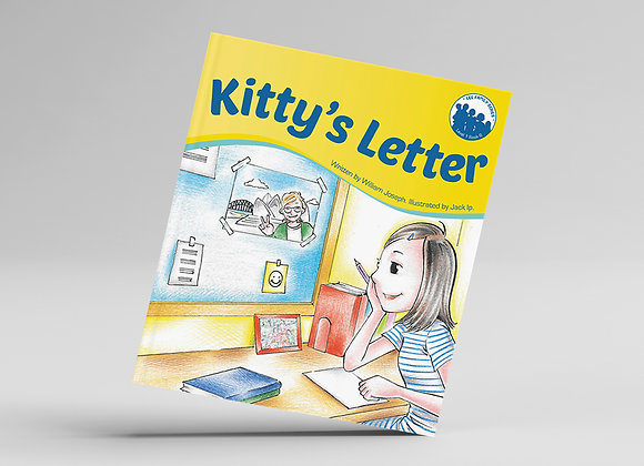 Level 1, Book 6: Kitty's Letter