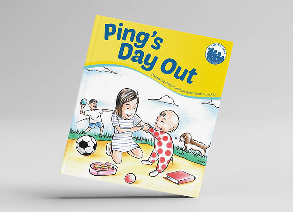 Level 1, Book 12: Ping's Day Out
