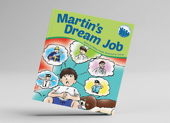 Level 2, Book 6: Martin's Dream Job