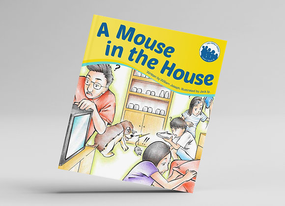 Level 1, Book 9: A Mouse in the House