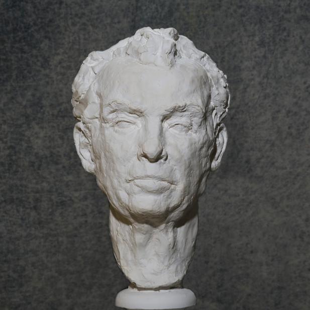 Portrait of E.Hennig