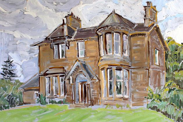 Helenslee House