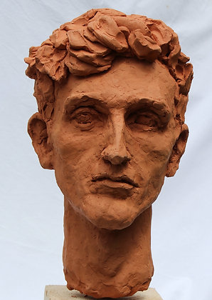 Commission a Terracotta Portrait