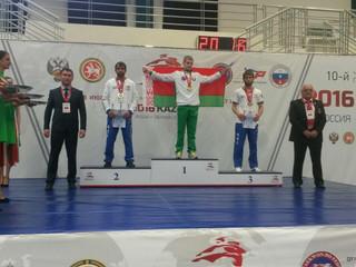 Спортсмены РДЮСШ №2 Минспорта ЧР стали призерами Чемпионата Мира по тхэквондо ГТФ.