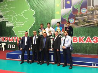 с 5 по 7 октября 2018.г.  Грозном состоялся «Кубок Кавказа» по тхэквондо (ИТФ)
