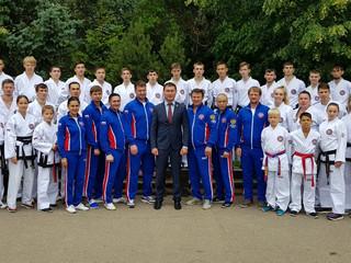 ФНКА АзерРос желает российской команде победы на Чемпионате мира по тхэквондо (ГТФ) в ЮАР