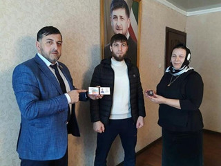 сотрудник Нашей школы Зайпулаев Умар стал Мастером спорта России по тхэквондо