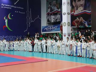 20 наших спортсменов на «Открытом Кубке Кавказа» завоевали призовые места.
