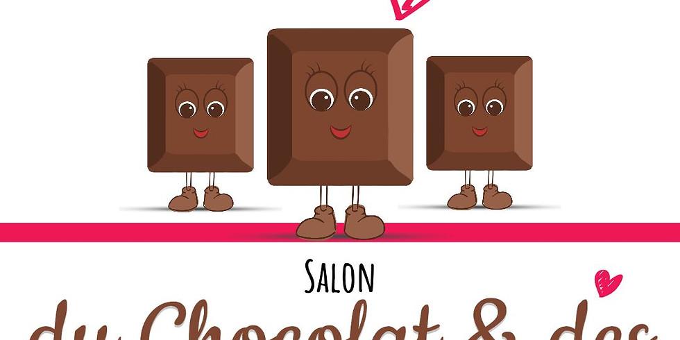 Salon du Chocolat & des Délices de Corse  (1)