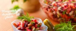 Vinaigre pulpe de fruits