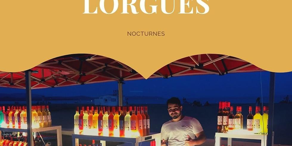 Nocturne à Lorgues et Cotignac