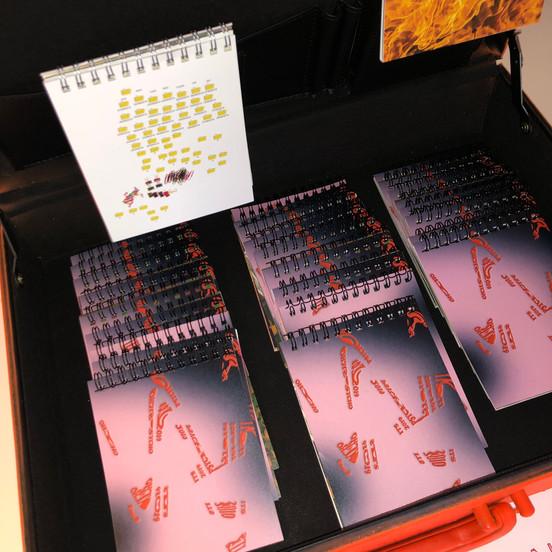 Pyscho Calendar Briefcase