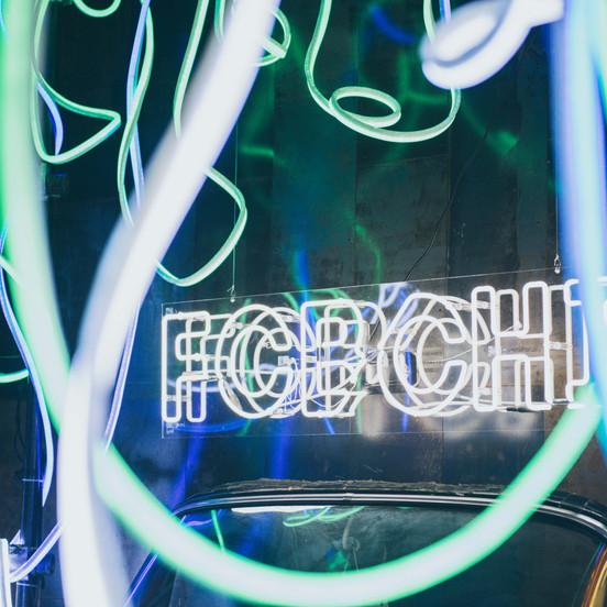 FCBCHI Neon Sign