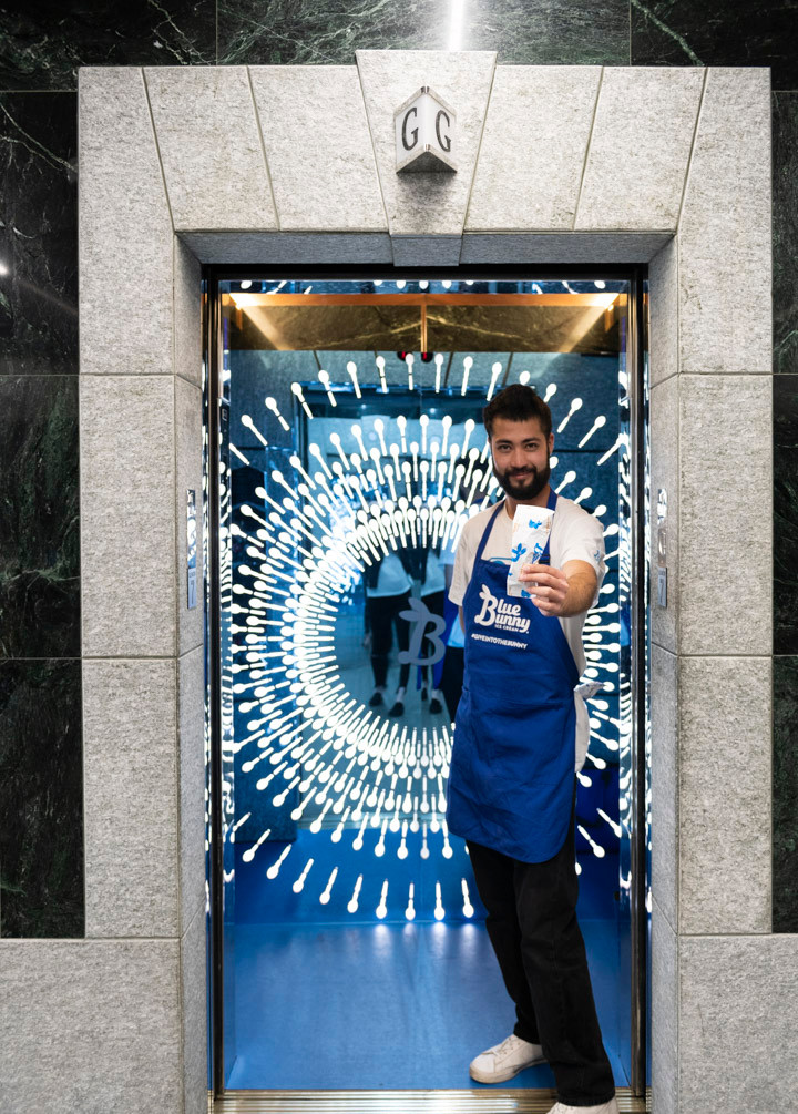 Spoon Elevator Installation in Denver
