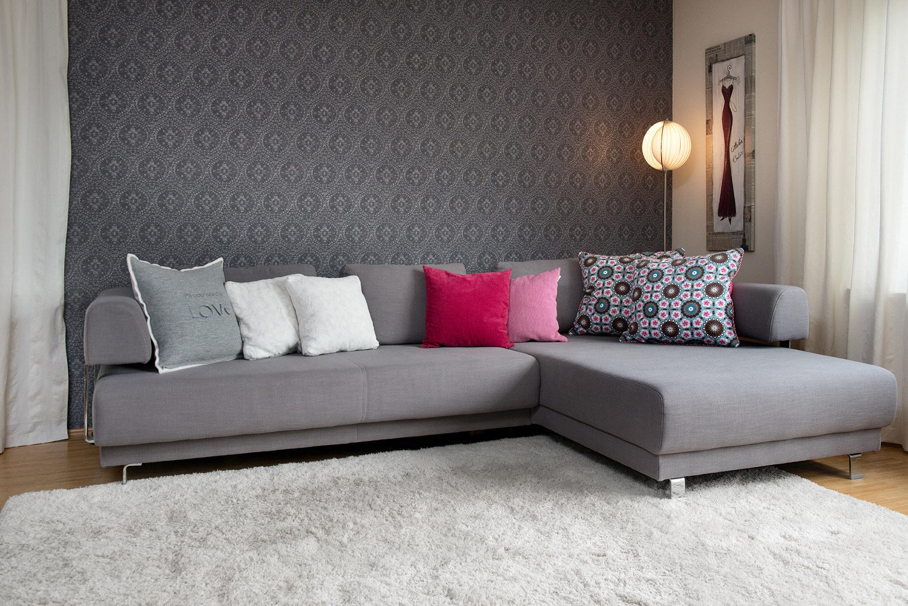 Kissen für einen stilvollen Wohnraum