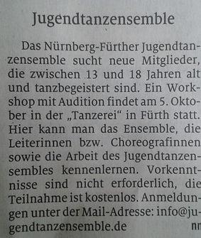 Nürnberger Nachrichten JTE