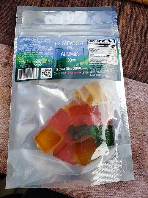 CBD Gummies (full spectrum)