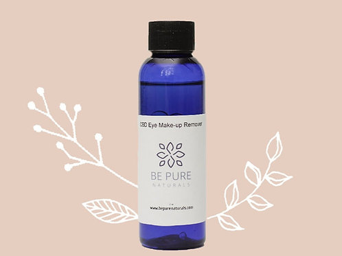 CBD Eye Makeup Remover