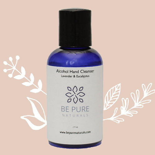 Alcohol Hand Cleanser