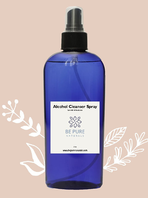 Alcohol Hand Cleanser Spray