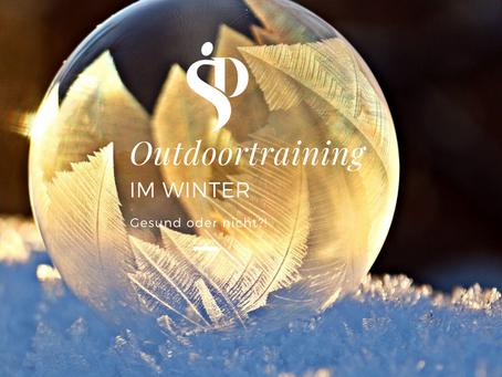 Outdoortraining im Winter: Gesund oder etwa doch nicht?