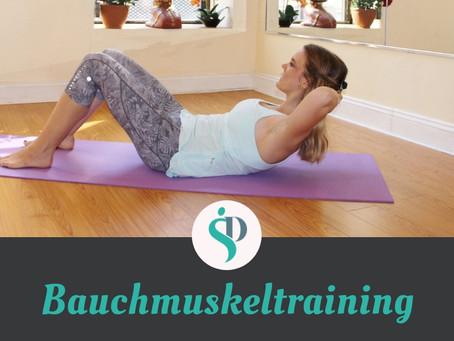 Bauchmuskeltraining: mehr als nur Sit-ups