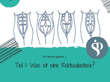 TEIL 1: Was ist eine Rektusdiastase?