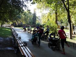mamaFIT im Alois-Drasche-Park