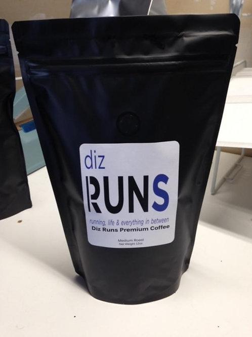 Diz Runs Coffee