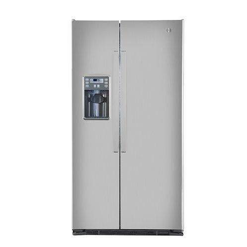 Refrigerador Duplex Ge Profile 26 Pies Acero Inoxidable GNM26AEKFSS