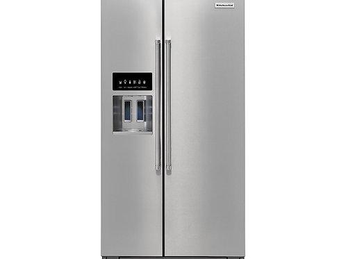 Refrigerador KitchenAid Dúplex 25 KRSF505ESS