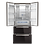 Thumbnail: Refrigerador  Frech Door A++ TEKA RFD 77820 GBK