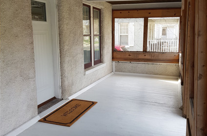 After - Front Porch