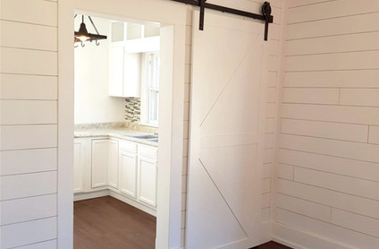 After - Dining Room to Kitchen