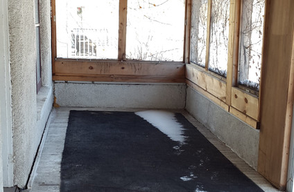 Before - Front Porch