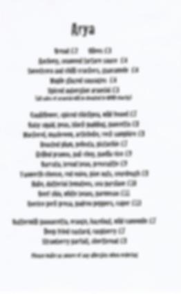 ARYA menu june 2019.png