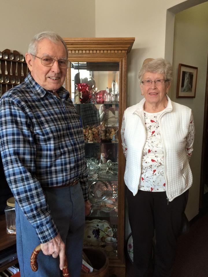 Marv and Ellen