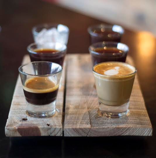 Enoch's Coffee Cupping