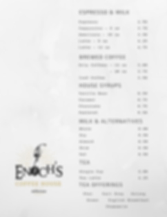 Enoch's Coffee House Menu April 2019.png